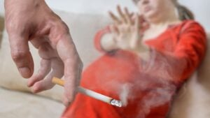 Avoid smoking during pregnancy