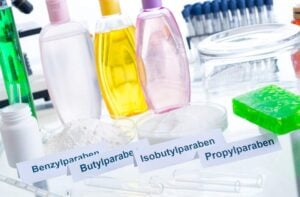 Harmful chemicals during pregnancy: parabens