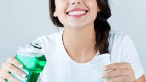 Pregnancy mouthwash that helps with nausea