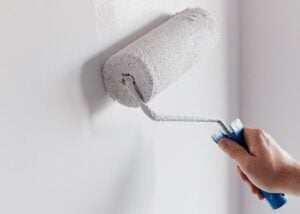 Harmful chemicals during pregnancy: wall paint