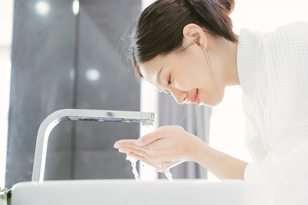 Pregnancy skin care tip | Wash your face regularly