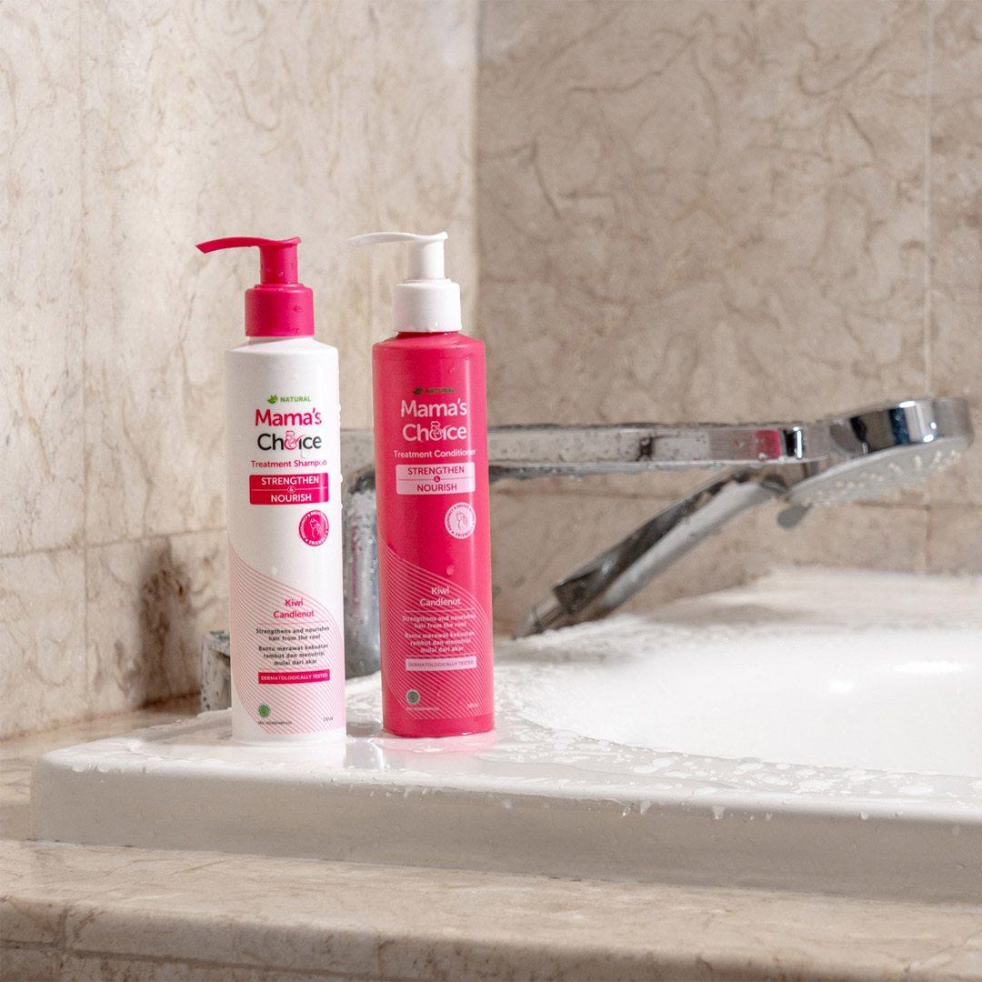 Mama's Choice Anti-Hair Loss Shampoo and Anti-Hair Loss Conditioner