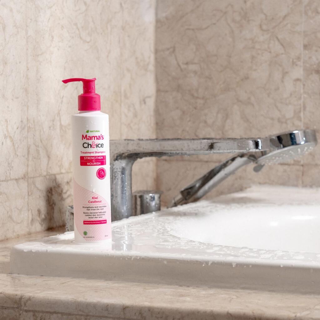 Mama's Choice Treatment Shampoo for Hair Loss