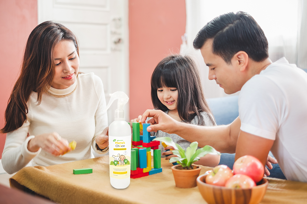 Baby safe disinfectant | Disinfectant in Singapore