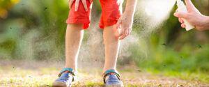 Is DEET safe for kids
