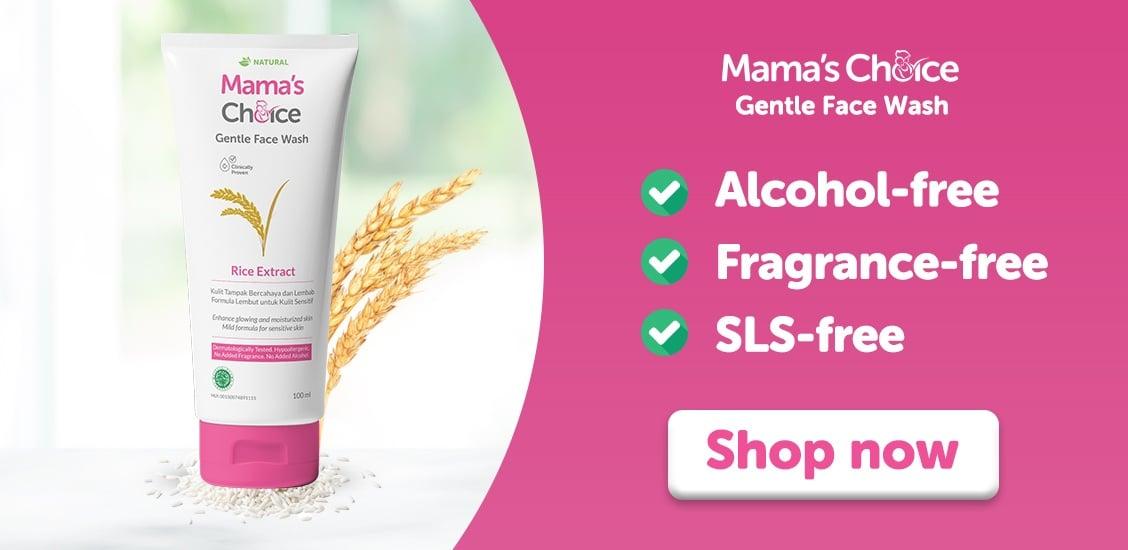 Mama's Choice Gentle Face Wash