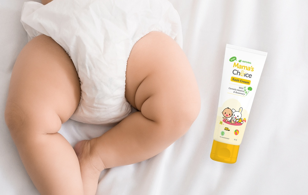 Mama's Choice Baby Diaper Rash Cream