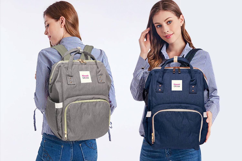 Mama's-Choice-Multifunction-Diaper-Bag-Colors
