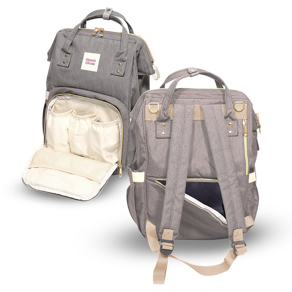 Mama's-Choice-Multifunction-Diaper-Bag-Features
