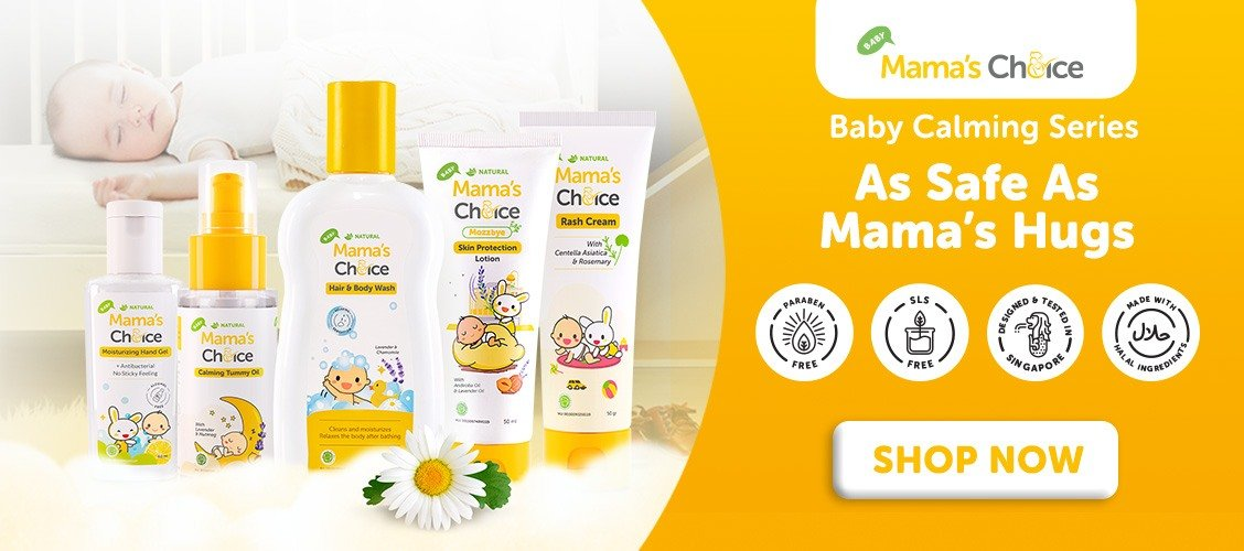 Mama's Choice Baby Calming Series